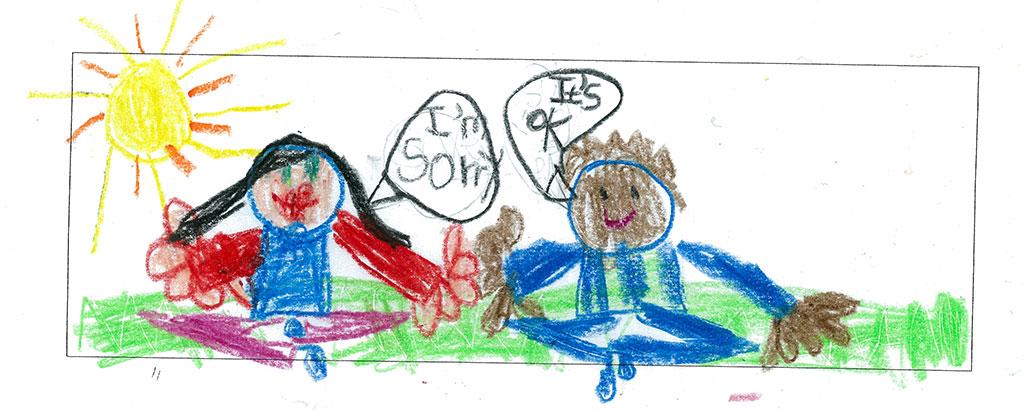 Conflict Resolution Children | Masteri