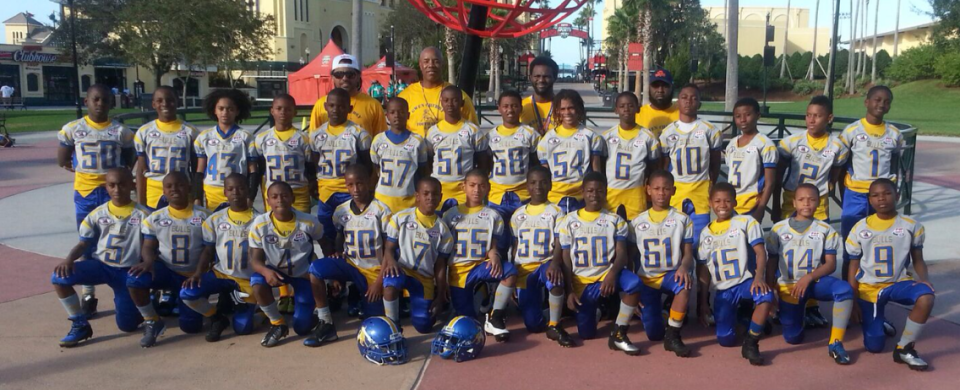 National Championship Team 2013 Jr Pee Wee